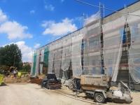 Rozbudowa szkoły w Głoskowie