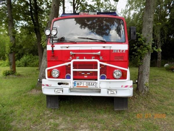 Zostań właścicielem wozu strażackiego