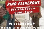 Kino na leżakach pod Hugonówką