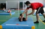 Lato w mieście z rehabilitacją wad postawy u dzieci