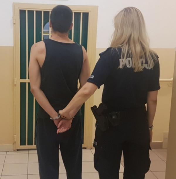 Wniosek o areszty dla czterech 18 i 19- latków - aktualizacja