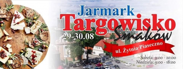 Targowisko Smaków – Jarmark