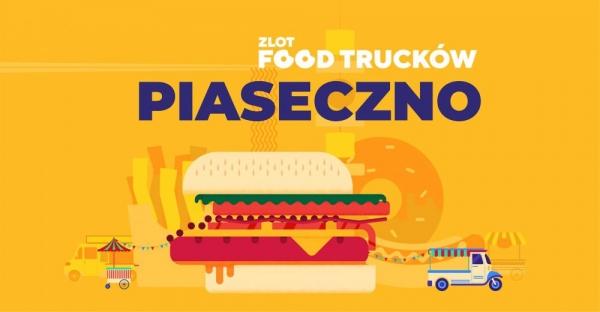 Zlot Food Trucków w Piasecznie