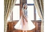 Przepiękna sukienka z tiulu na wesele