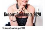 Koncert OperAmore 2020