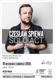 Czesław Śpiewa Solo Act / Muzyczny Stand Up – Józefest 2020