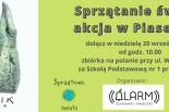 Sprzątanie świata – akcja w Piasecznie