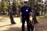 Junior odnalzł zaginionego, który przez 2 dni błąkał się po lesie