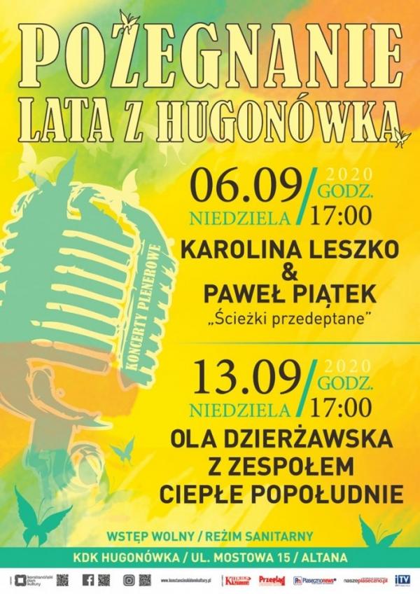 Koncert duetu Leszko & Piątek