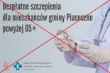 Brak szczepionek przeciw grypie dla mieszkańców gminy Piaseczno 65+