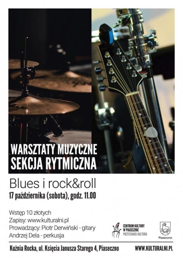 Warsztaty muzyczne w Kuźni Rocka – sekcja rytmiczna blues i rock&roll 37