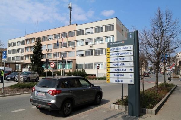 Organizacja pracy Urzędu Miasta i Gminy Piaseczno w okresie od 04.11 do 04.12.2020 r.
