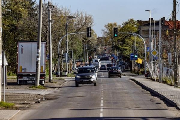 Przebudowa ulicy Jana Pawła II na odcinku od Dworcowej do Żytniej