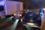 Skradzionym ciągnikiem doprowadził do trzech kolizji