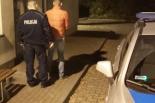 Okradli ratowników medycznych, trafili do policyjnej celi