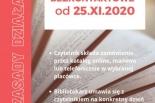 """Biblioteka wprowadza wypożyczanie """"bezkontaktowe"""""""