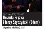 Urszula Fryzka i Jerzy Styczyński (Dżem) – Scena Józefosław online