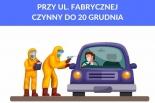 DRIVE-THRU COVID-19 przy ul. Fabrycznej 1 w Piasecznie czynny do 20 grudnia