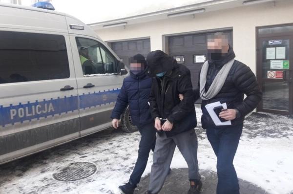 Areszt dla sprawcy rozboju przy użyciu młotka