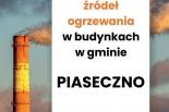 Inwentaryzacja pieców na terenie Gminy Piaseczno
