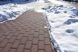Odśnieżanie chodników