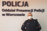 Po służbie zatrzymał nietrzeźwego sprawcę kolizji z Ukrainy