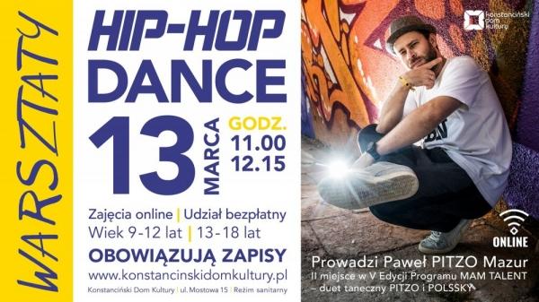 Warsztaty HIP-HOP