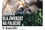 Zbiórka dla zwierząt ze schroniska na Paluchu
