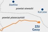 Gazociąg z Gassów do EC Siekierki