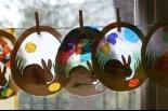 Wielkanoc w witrażu