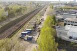 Projekt PKP PLK uniemożliwił przebudowę ul. Towarowej