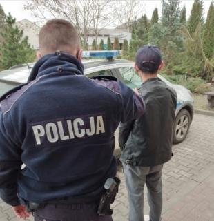 Zatrzymano 28-latka z zakazem pobytu w strefie Schengen