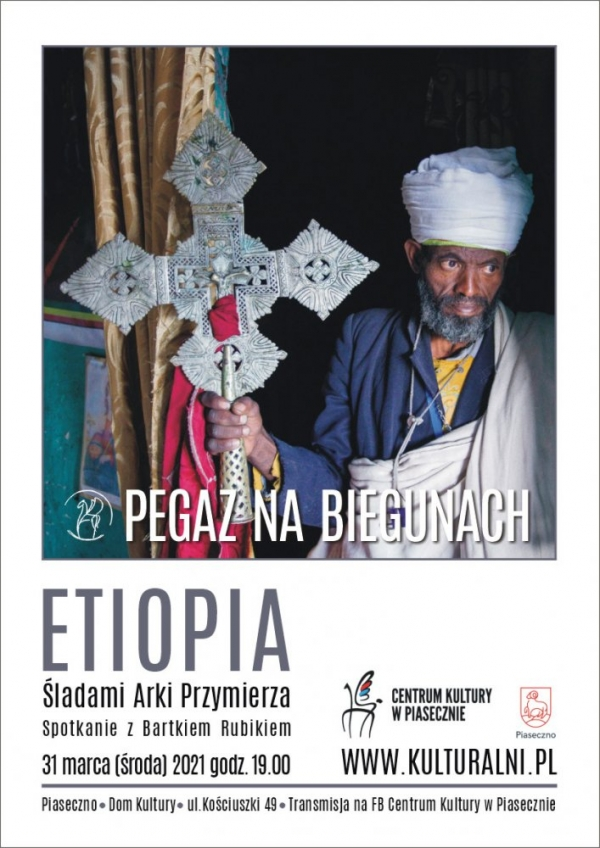 PEGAZ NA BIEGUNACH: Etiopia