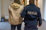 48 i 26-letni mężczyźni zatrzymani przez policjantów z Tarczyna