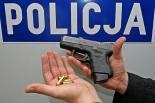 Policjant użył broni podczas interwencji