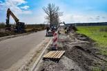 Powiat buduje kolejny odcinek Masztowej