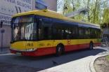 Autobus elektryczny w uzdrowisku