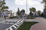 Miasto przyjazne dla pieszych i rowerzystów