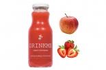 Sok jabłko truskawka tłoczony na zimno 100% 250ml DLA DZIECI bez cukru