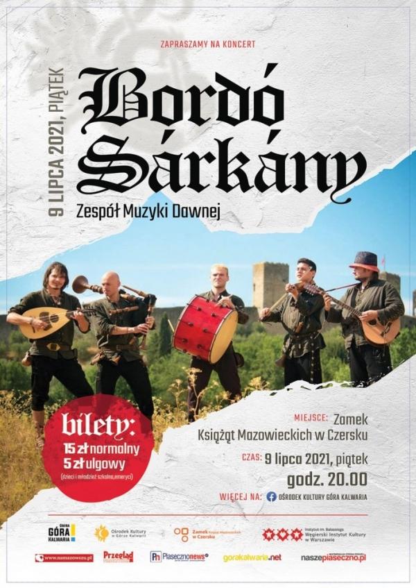 Bordó Sárkány - koncert