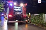 Wśród świadków pożaru policjanci wytypowali podpalacza