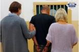 Odzyskane telefony, sprawca kradzieży w policyjnym areszcie