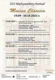 Festiwal Musica Classica