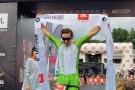 Tomasz Szala z Nowej Iwicznej z brązem na Mistrzostwach Polski w triathlonie