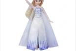 Hasbro Frozen Śpiewająca lalka Elsa Musical Adventure