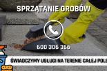 Sprzątanie grobów Piaseczno
